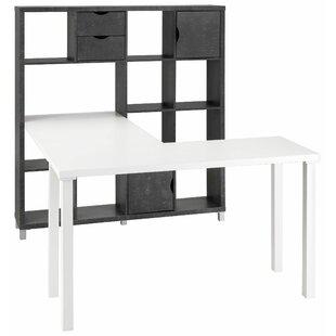 Review Wiley L-Shape Desk
