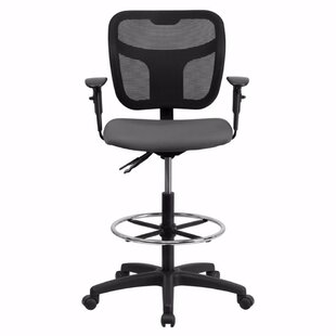 Offex Mid-Back Mesh Drafting Chair