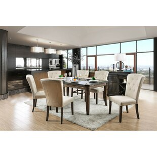 Jere Dining Table Canora Grey