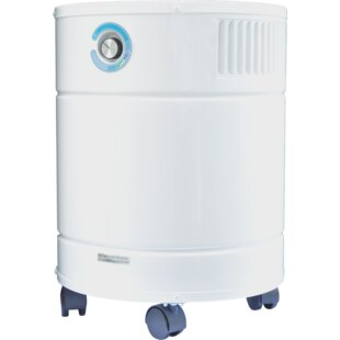 AirMedic Pro 5 Plus Vocarb-UV Room HEPA Air Purifier