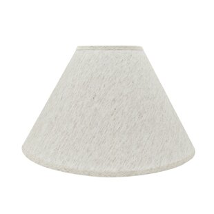 Best Price Transitional Hardback 18 Fabric Empire Lamp Shade By Latitude Run