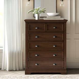 Appleby 6 Drawer Wood Chest
