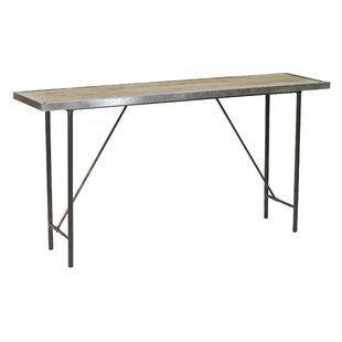 Abrams Farmhouse Console Table
