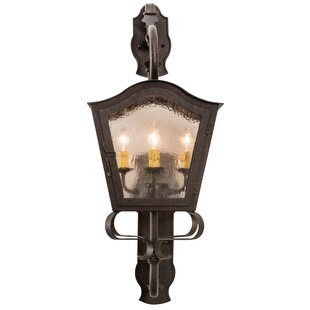 Meyda Tiffany 4-Light Christian Outdoor Sconce