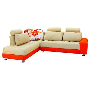 Jessica Kids Sectional by A+ Child Supply