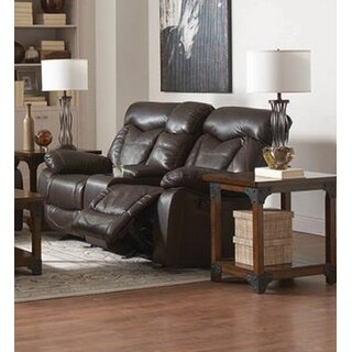 Amick Motion Reclining Loveseat by Canora Grey SKU:EC857562 Details
