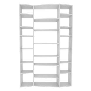 Price Check Napolitano Composition 2012-002 Cube Unit Bookcase ByBrayden Studio