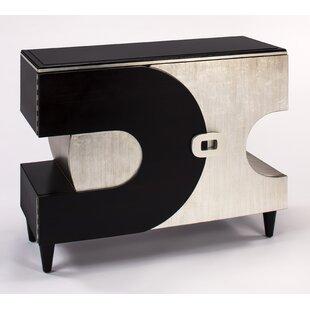 Artmax 2 Door Accent Cabinet