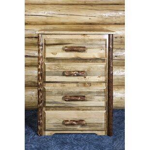 Lapham 4 Drawer Chest by Millwood Pines