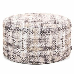 Hartford Pouffe By Mercury Row