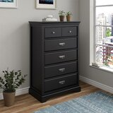 Lydd 5 Drawer Chest by Canora Grey