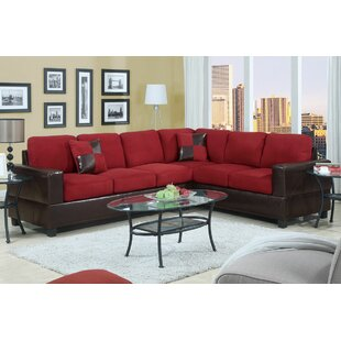 Bosque Sectional by Mercury Row