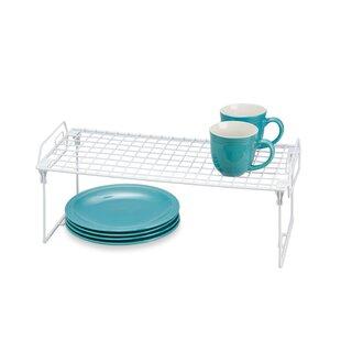 Honey Can Do Kitchen Organizer Helper Shelf (Set of 2)