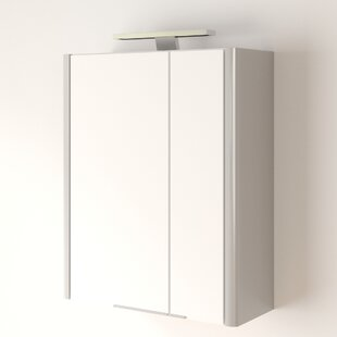 Piolo 53 X 70cm Double Wall Mounted Cabinet By Quickset