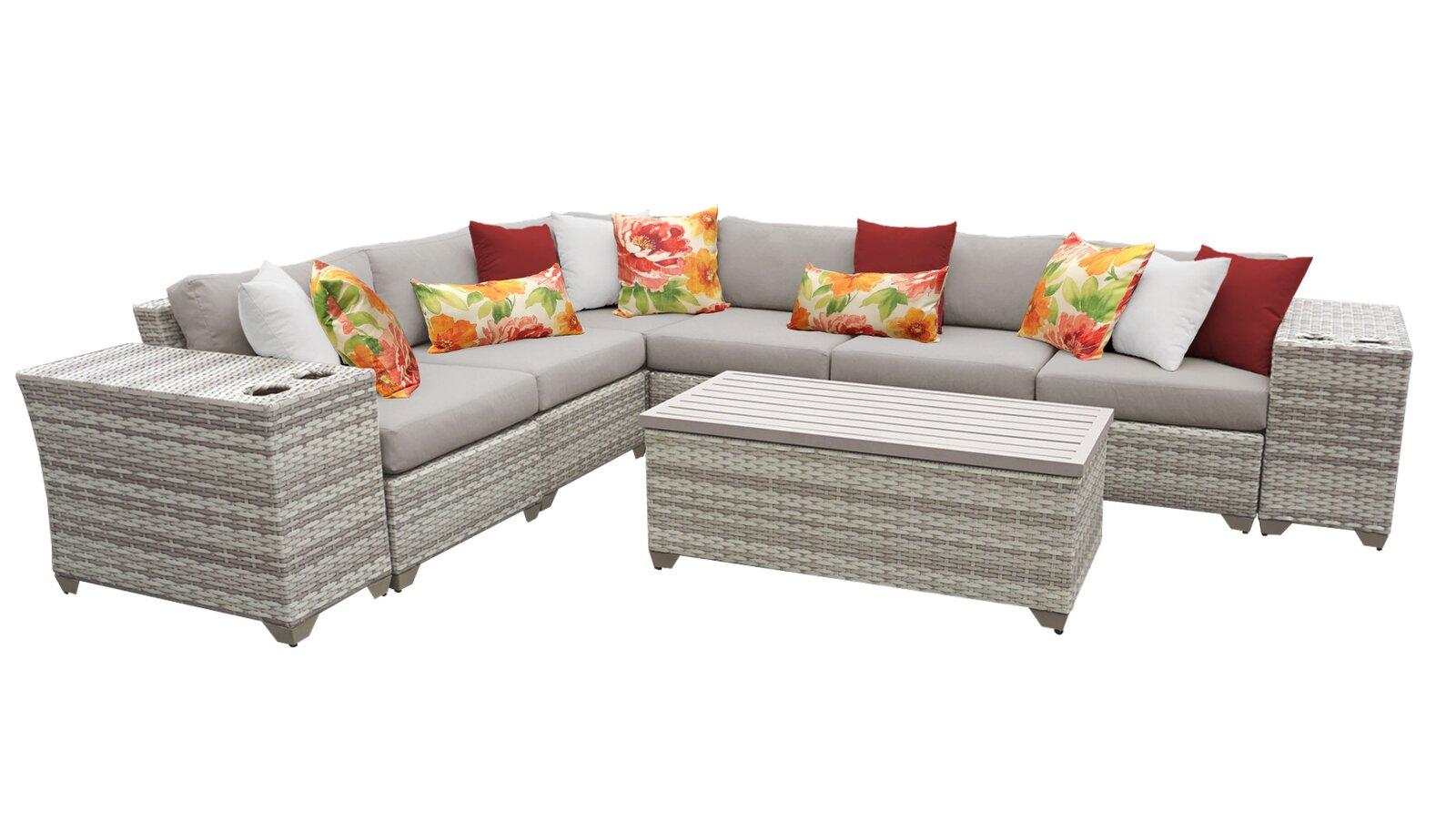 Sol 72 Falmouth  Patio Furniture   Item# 11519