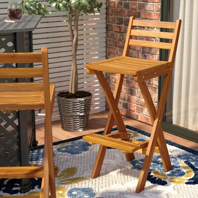 "Abbottstown 31"" Patio Bar Stool"