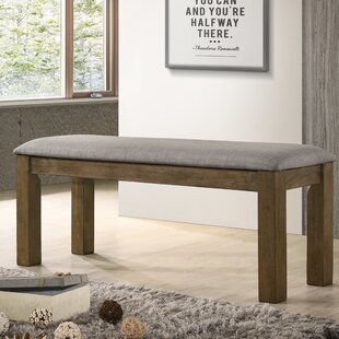 Gracie Oaks Colmont Upholstered Bench