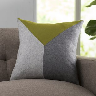 Snyder Wool Throw Pillow