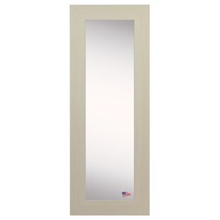 Rosecliff Heights Brook Ivory Body Accent Mirror