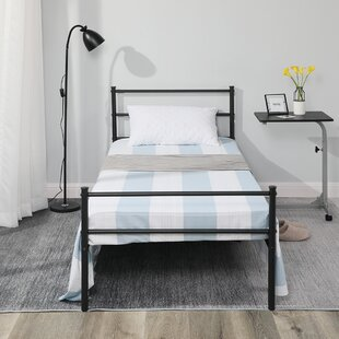 Moskell Single (3') Bed Frame By Borough Wharf