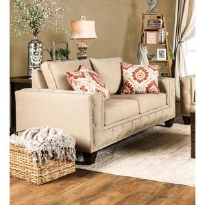 Horton Loveseat by Willa Arlo Interiors