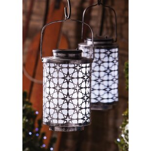 Starbright Solar Metal Lantern