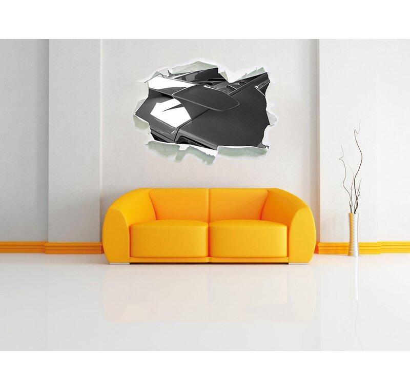 East Urban Home Wandtattoo Eleganter Lamborghini Gallardo Wayfair De