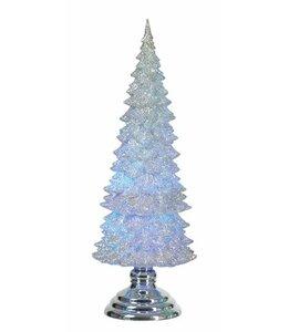 Light Up Glitter Tree