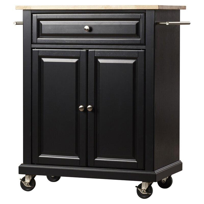 Hedon Kitchen Cart Reviews Joss Main