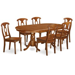 Darby Home Co Germantown 7 Piece Extendable Dining Set