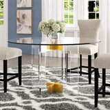 O'Hara Dining Table by Everly Quinn