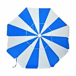 Aldrick 7.5' Beach Umbrella by Freeport Park