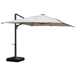 Infinita Corporation 10' Square Cantilever Umbrella