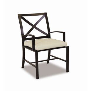 La Jolla Patio Dining Chair with Cushion