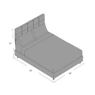 Red Barrel Studio HooDoo Upholstered Panel Bed