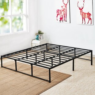 Higginson Platform Bed Frame by Symple Stuff #1