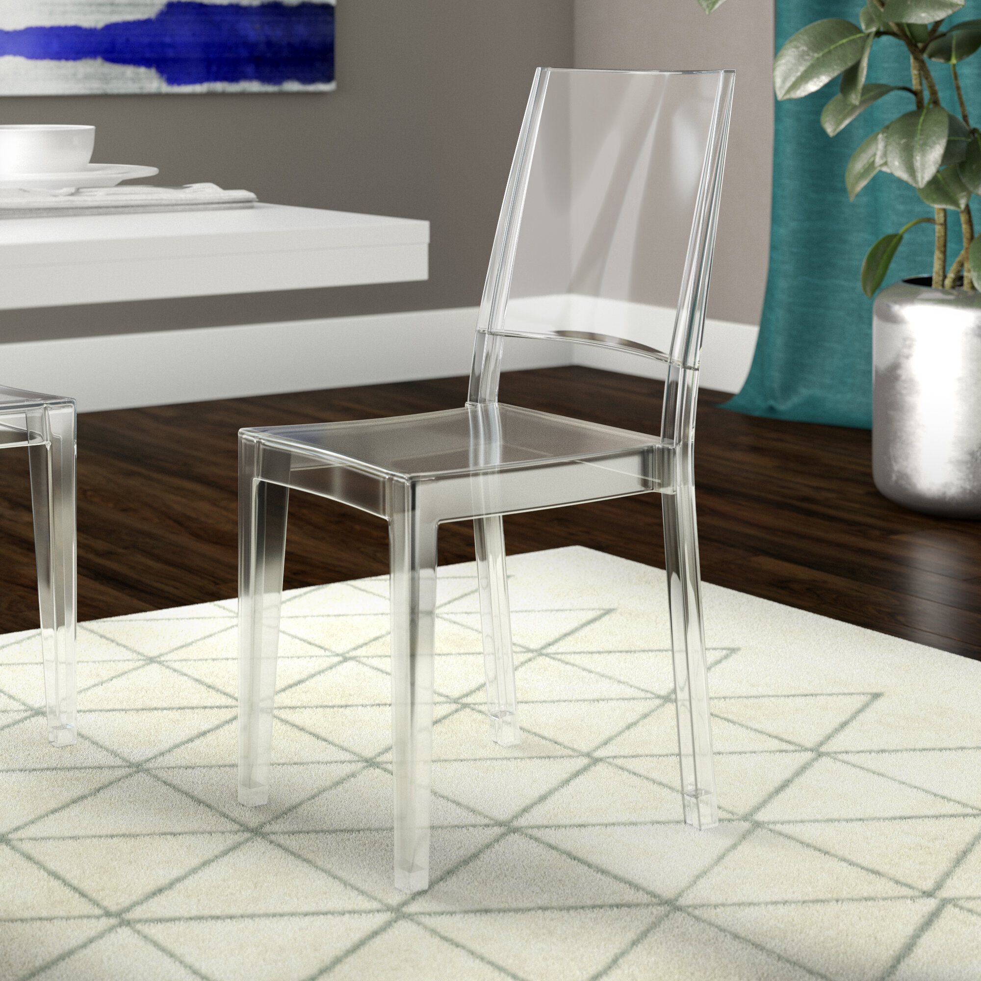 Normand Contemporary Dining Chair