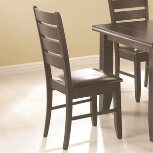 Leib Upholstered Dining Chair (Set of 2) Alcott Hill