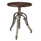Westbrook Adjustable Height Swivel Bar Stool by Williston Forge