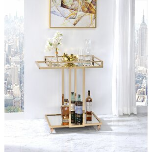 Todmorden Bar Cart by Everly Quinn