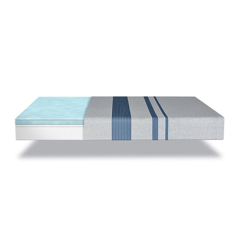 Serta Perfect Sleeper Serta 12 Medium Gel Memory Foam Mattress