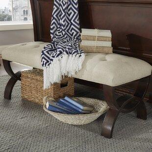 Hurwitz Upholstered Bench