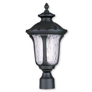 Three Posts Gunnell Outdoor Glass Lantern Head
