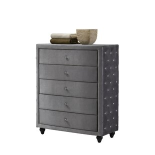 Conard 5 Drawer Chest