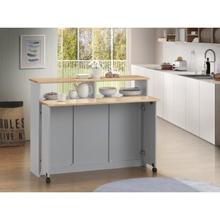 Mazelina Kitchen Cart by R..