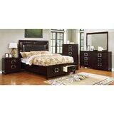 Roark 5 Piece Bedroom Set by Alcott Hill