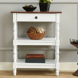 Cheridon End Table With Storage by August Grove Savings