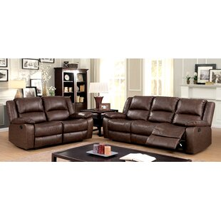 Red Barrel Studio Boardwalk Reclining Configurable Living Room Set