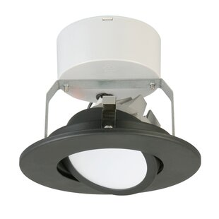 Reviews Gimbal Module LED Recessed Retrofit Downlight By Lithonia Lighting