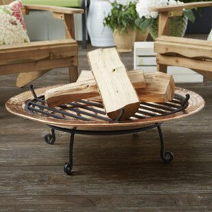 Good Directions Copper Charcoal Fire Pit
